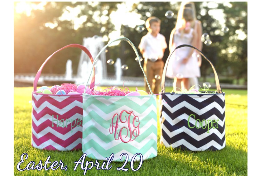 Welcome to M&M Monogramming - Everything is Cuter With a Monogram!