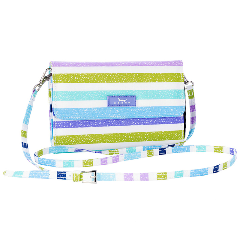 Scout Decker Crossbody Bag - Bluehemian Rhapsody