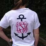 Monogrammed T-Shirts