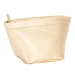 SCOUT-Crown Jewels make up bag GOLD