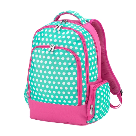 Monogrammed Backpack - Hadley Bloom