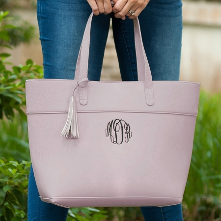 Aubrey Purse - Blush