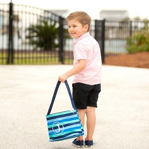 Monogrammed Easter Bucket - Easton