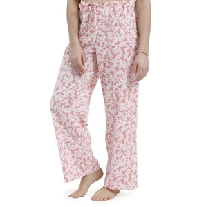 Pajama Pants in a Bag - Coral