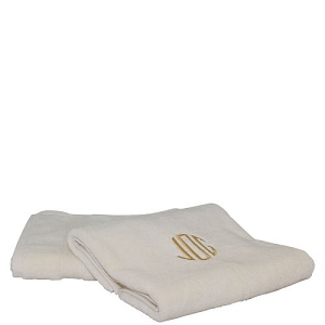Luxury Cotton Bath Mats (set of 2) Ivory