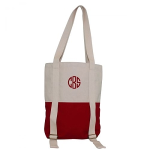 Yoga Mat Tote Bag - Red