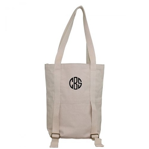 Yoga Mat Tote Bag - Natural