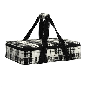 Scout Hot Date Casserole Carrier - Plaid Habit