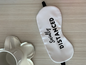 Socially Distanced Eye Mask