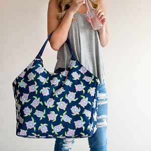 Beach Bag - Turtle Bay