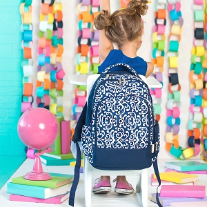 Monogrammed Backpack - Dani
