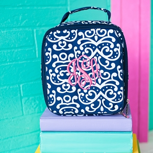 Monogrammed Lunch Box - Dani