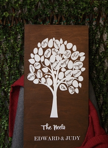 Family Tree Board