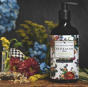12.5oz Flower Market Hand Wash