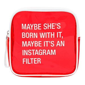 Makeup Bag - Instagram Filter