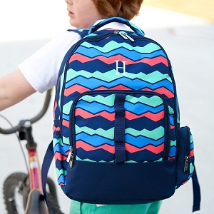 WB Monogrammed Backpack - Overlook