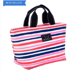 Scout Nooner Lunch Bag - Pinky Swear