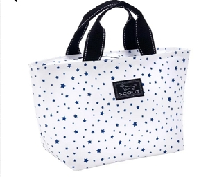 Scout Nooner Lunch Bag - Starry Eyed