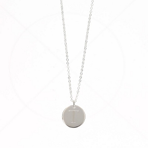 Medium Round Necklace