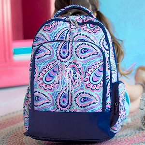 Monogrammed Backpack - Sophie