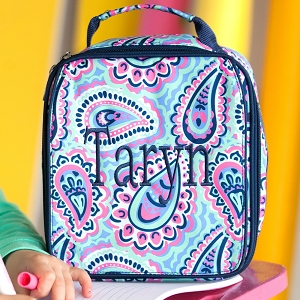 WB Monogrammed Lunch Bag - Sophie