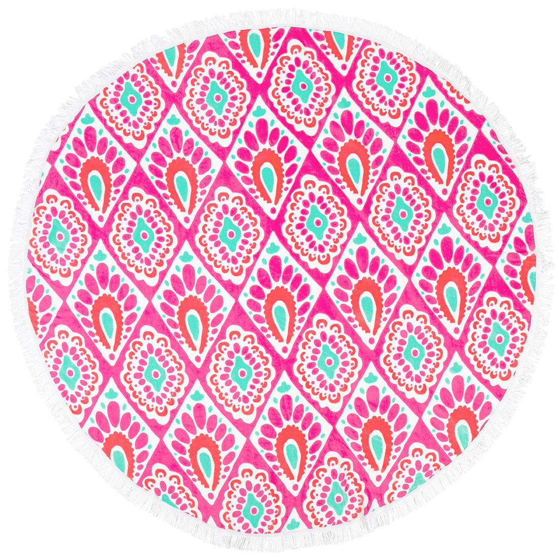 Monogrammed Sand Circle - Beachy Keen