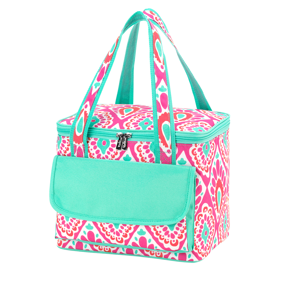 Monogrammed Cooler Bag Beachy Keen