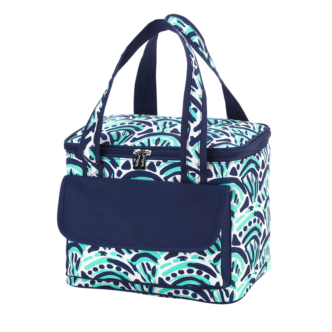 Home Bags Monogrammed Cooler Bag Make Waves