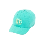 Monogrammed Cap for Kids - Mint
