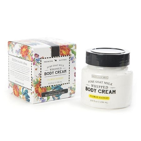 8oz Flower Market Whipped Body Cream