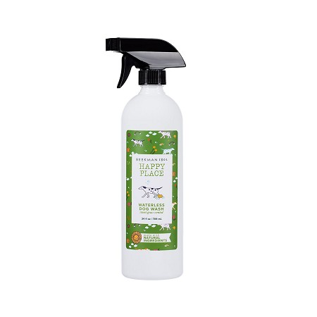 Waterless Dog Wash - Sweet Grass Scent