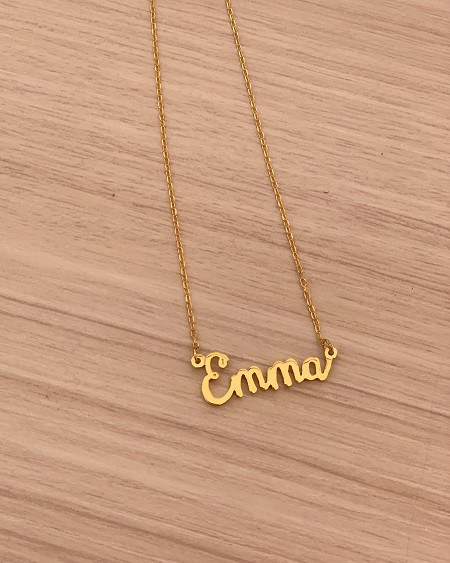 Personalized Name Necklace Font 15