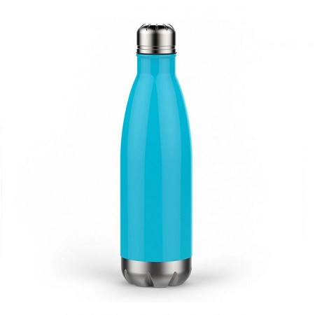 Anchor Stainless Steel Bottle - Aqua