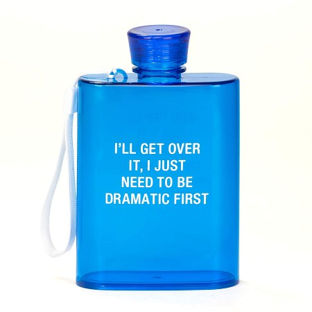 Acrylic Flask - Dramatic