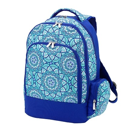 Monogrammed Backpack - Day Dream