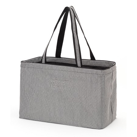Monogrammed Ultimate Tote - Houndstooth
