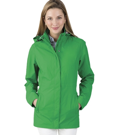 Monogrammed Logan Rain Jacket - 3 Colors Available
