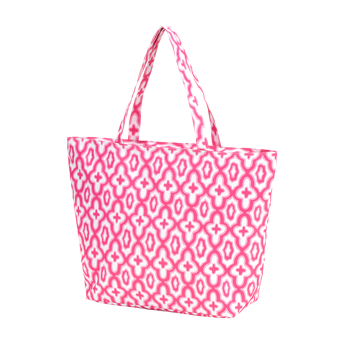 Monogrammed Mosaic Tote (More colors available!)