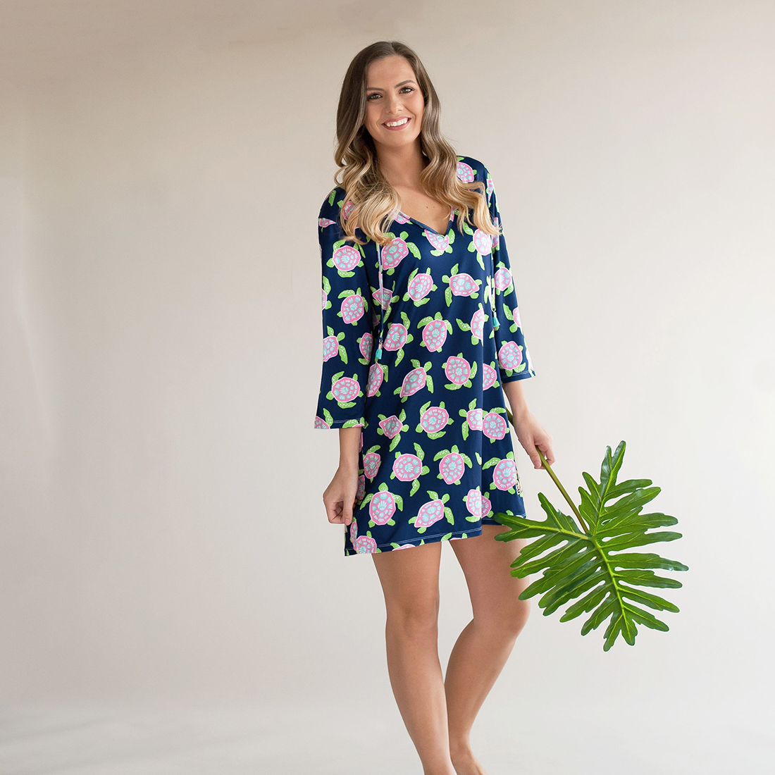 Women's Tunic - Turtle Bay