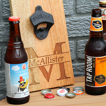 Beer Bottle Opener - Mango