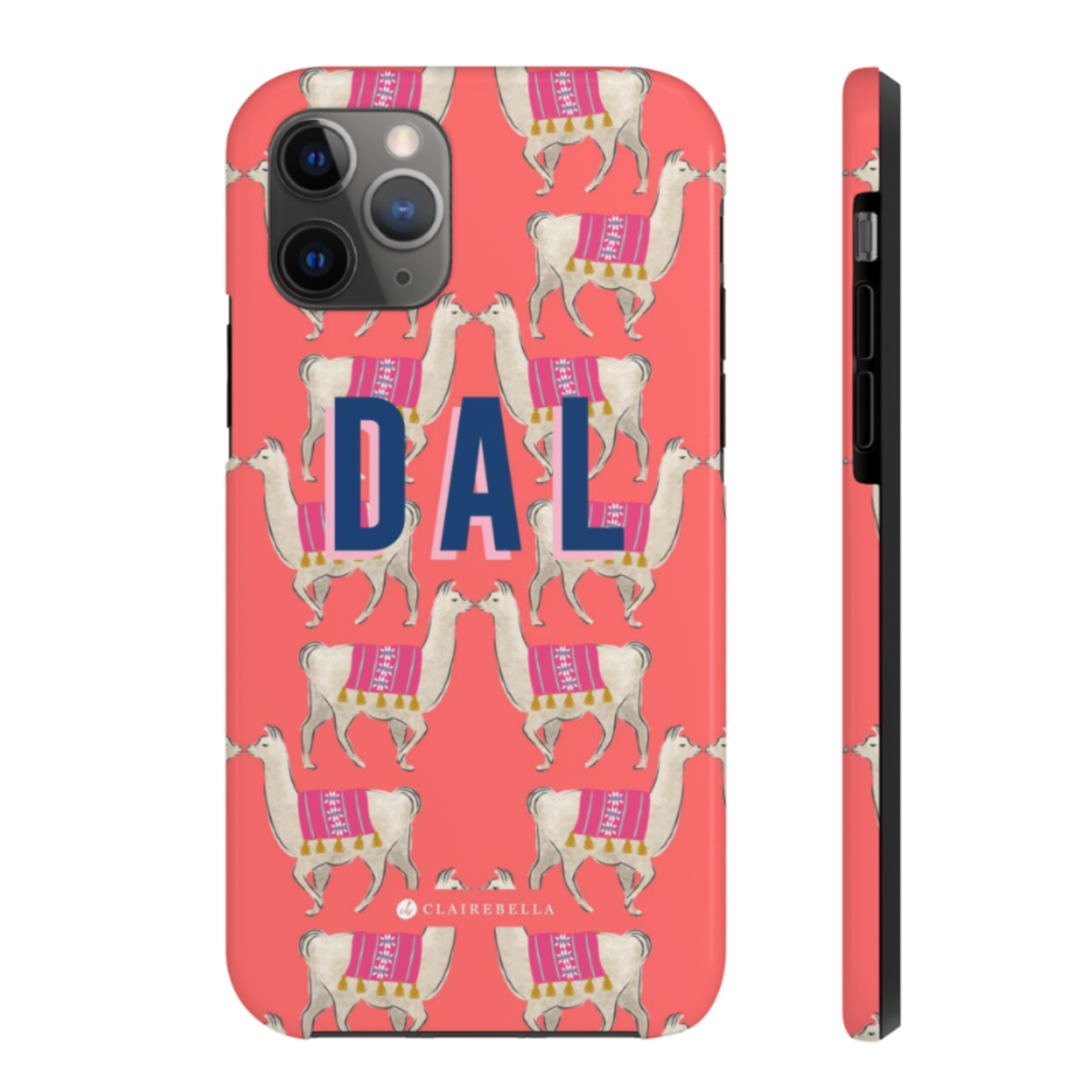 Llama iPhone Case (More sizes & colors available)