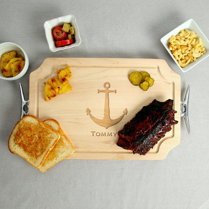 Maple Serving Tray - The First Mate