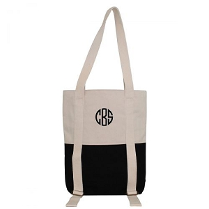 Yoga Mat Tote Bag - Black