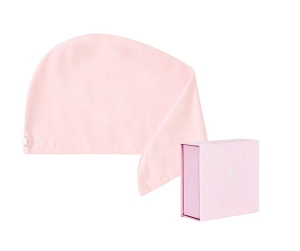 Dock and Bay Hair Wrap Bermuda Pink