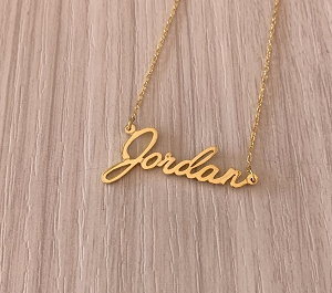 Personalized Name Necklace Font 29