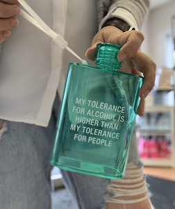 Acrylic Flask - Tolerance