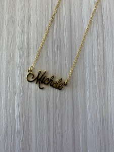 Personalized Name Necklace Font 8