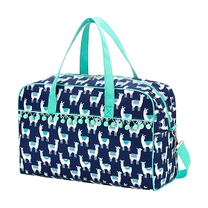 Monogrammed Travel Bag (More patterns available!)
