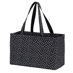 Monogrammed Polka Dot Ultimate Tote - More Colors Available