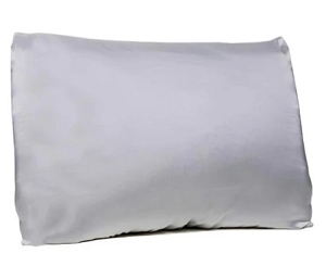 Silky Pillowcase (Gray)